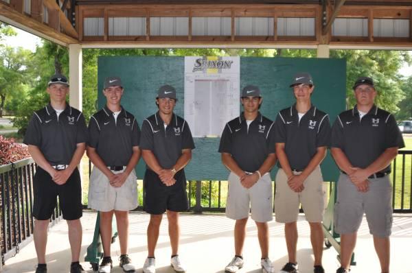 WAC Area Golf Championship