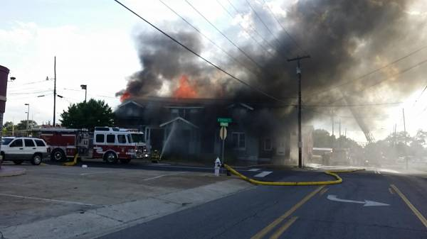 UPDATED @ 8:16 PM BREAKING NEWS:    Active Structure Fire In Dothan