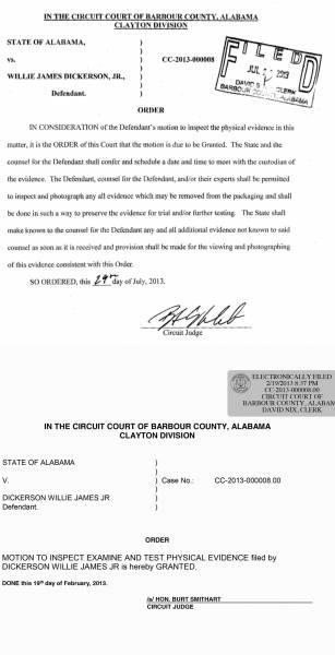 EUFAULA ATTORNEY ALLEGED TO BE INVOLVED IN A SCHEME TO FRAME FORMER BAMA FOOTBALL PLAYER FOR MURDER