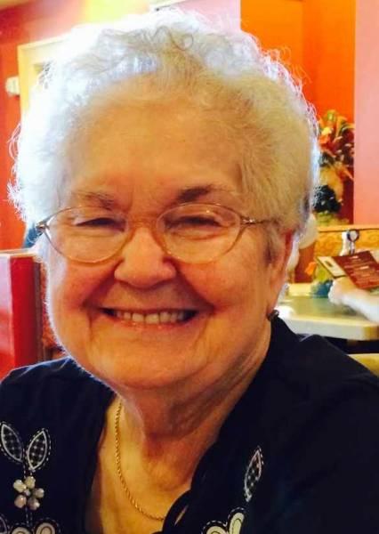 Mrs. Joan Hayes Powell