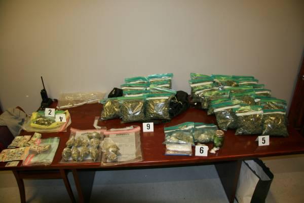 ALEA SBI Drug Trafficking Arrest