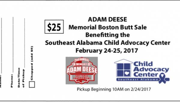 Adam Deese Butt Sale
