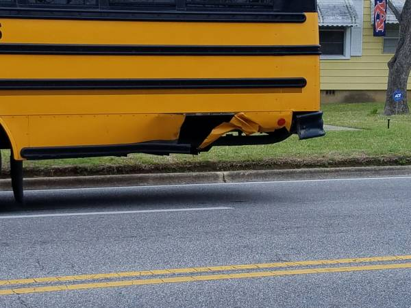7:41 AM   NO INJURIES ON THE BUS - NO INJURIES ON THE BUS - Motor Vehicle Accident Involving A School Bus