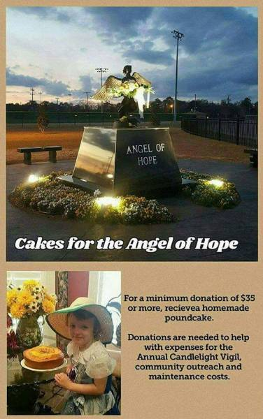Buy A Cake For An Angel