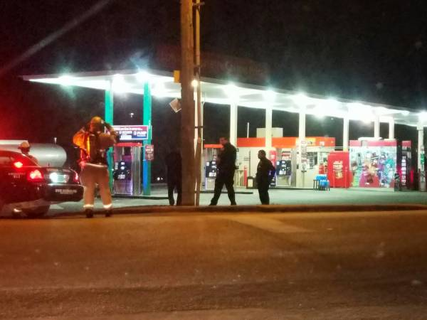 10:08 PM... Vehicle Fire Reported at Southside Murphy Oil