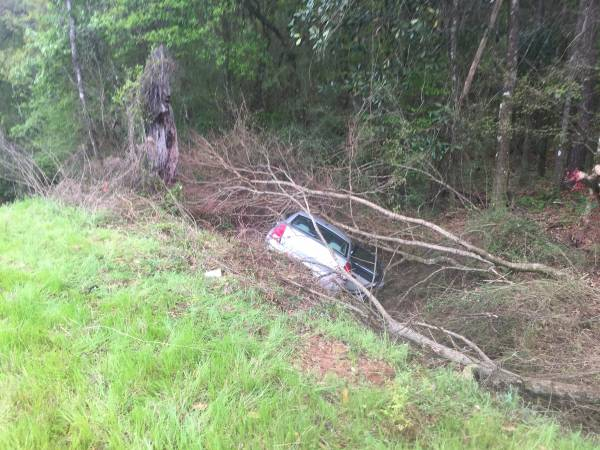 Motor Vehicle Accident on Hwy 52 in Webb