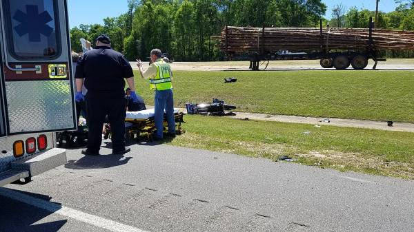 12:12 PM. Critical Motorcycle Accident In Gordon
