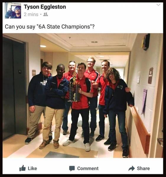 UPDATED: Dothan High School's Academic Team Wins the 2017 Alabama Scholastic Challenge