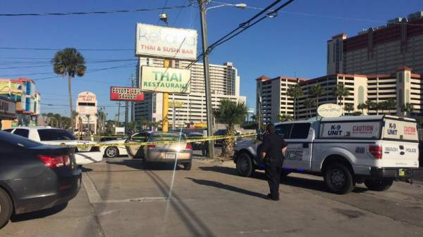 Three shot in Panama City Beach shooting Sunday afternoon - Four Suspects In Custody