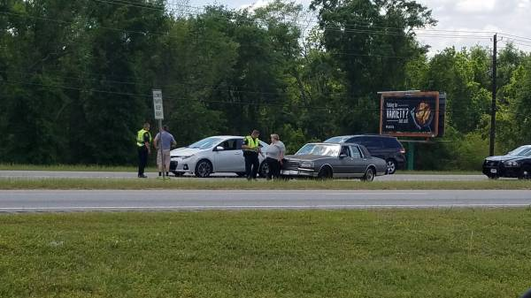 12:36 PM...Motor Vehicle Accident in the 4100 Block of the Circle