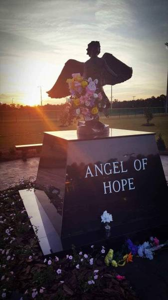 At 11am Today...All Invited to join the Child Advocacy Center as they remember the children who are no longer with us because of abuse or neglect