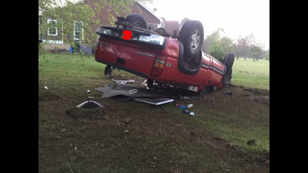Motor Vehicle Accident in Lovetown