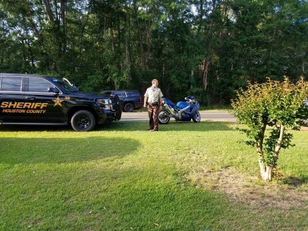 UPDATED @ 5:38 PM  5:32 PM   Houston County Sheriff Units In Chase