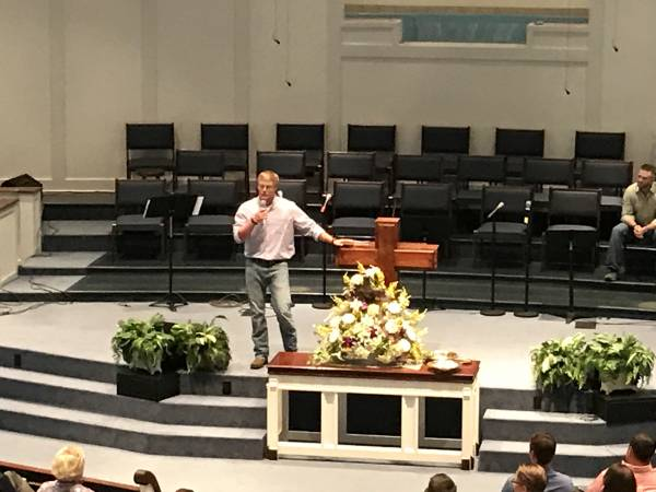 UPDATED WITH VIDEO    TONIGHT At 6 PM  Rehobeth Baptist Church - PERHAPS One Of The Most Important Meetings You Would Ever Attend