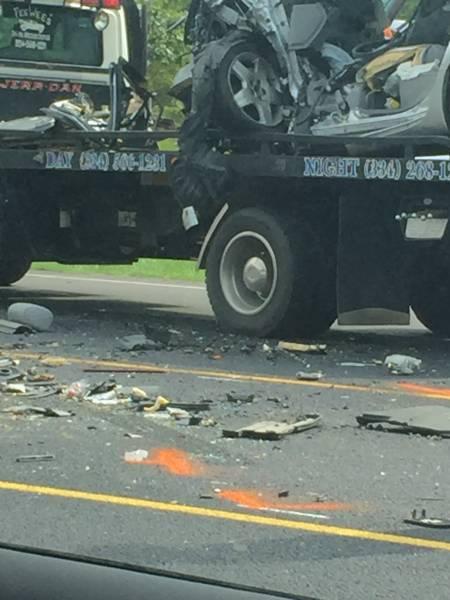 4:34 PM  Bad Wreck In Brundidge - Three Fatalities