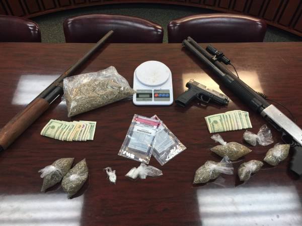 UPDATED: Henry County SRT Executes Search Warrant