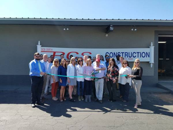 Ribbon Cutting Held for RCS Construction