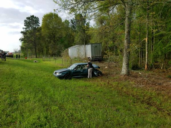 Updated at 1:00 PM... Motor Vehicle Accident on US 231 just South of Co Rd 162 in Jackson County