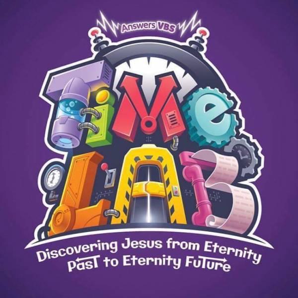 TimeLab VBS June 3rd - 7th