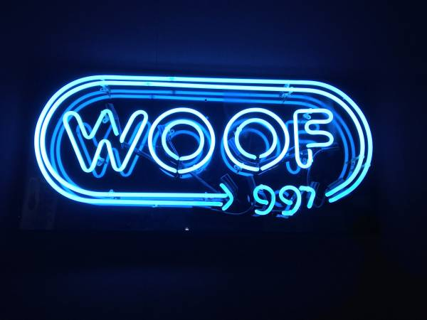 UPDATED @ 9:55 PM    6:35 PM.    Election Central Set Up At WOOF. Radio