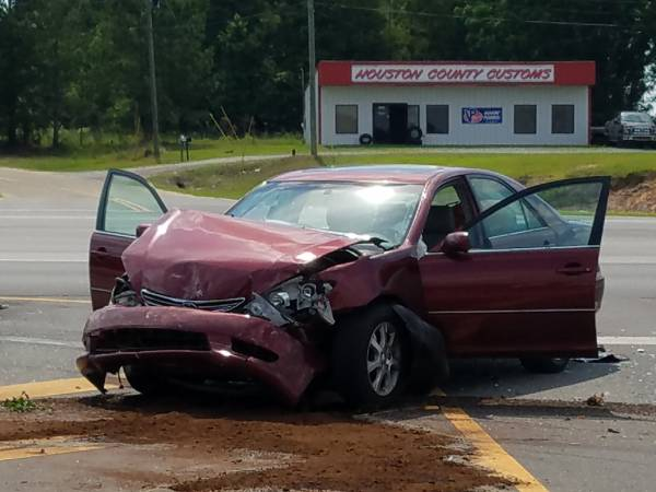 2:56 PM...Motor Vehicle Accident onUS 231 at HArden Road