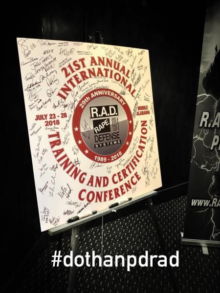 R.A.D. (Rape Aggression Defense)
