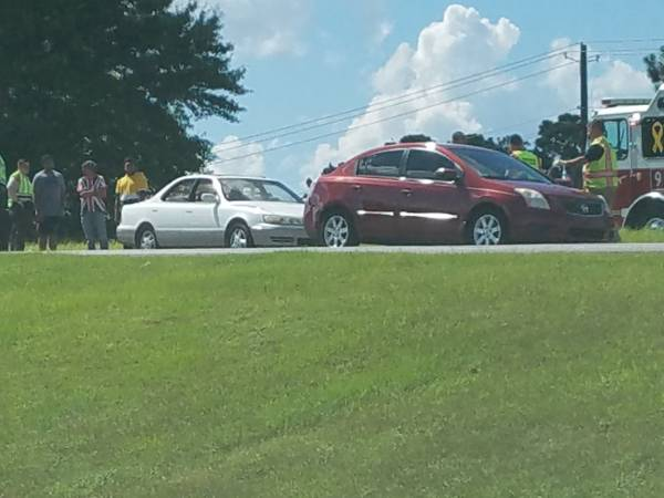 3:16 PM... Motor Vehicle Accident in the 4000 Block of the Circle