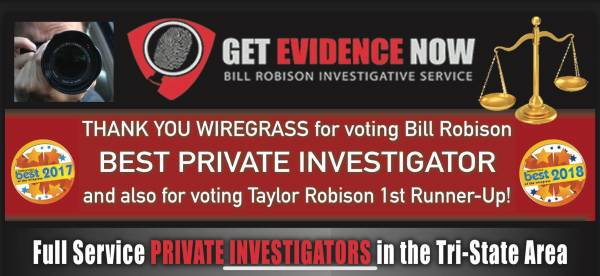Voted Best Investigators in The Wiregrass 2 Years in a Row