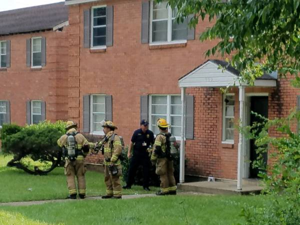 4:22 PM... Stove Fire at 902 South Bell Street