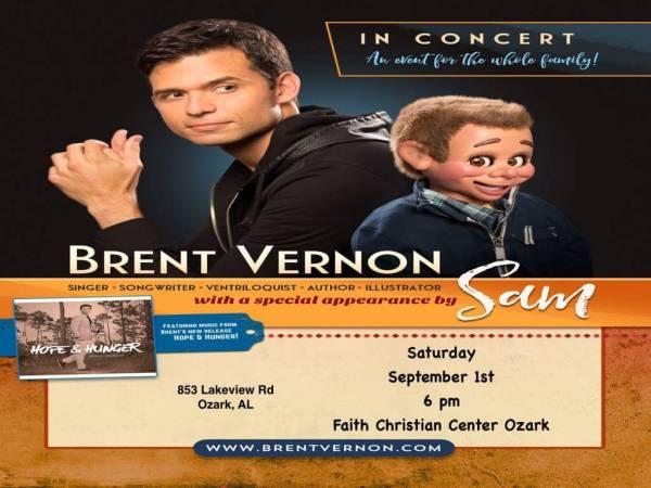 Family Concert to be Held in Ozark