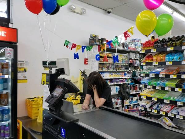 Happy Birthday Megan !!!!