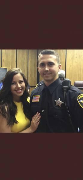 Police Officer Shot In North Carolina