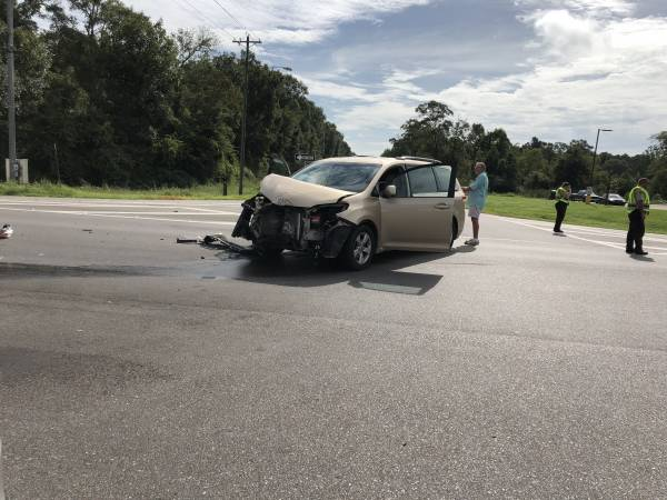 9:31 AM.   Roll Over Motor Vehicle Accident Highway 231 and State Line Road