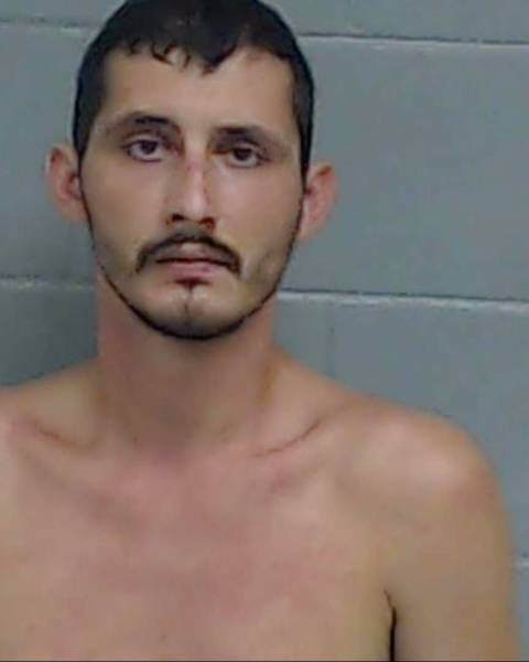 TRAFFIC STOP ENDS IN ARREST OF TWO HOLMES COUNTY MEN