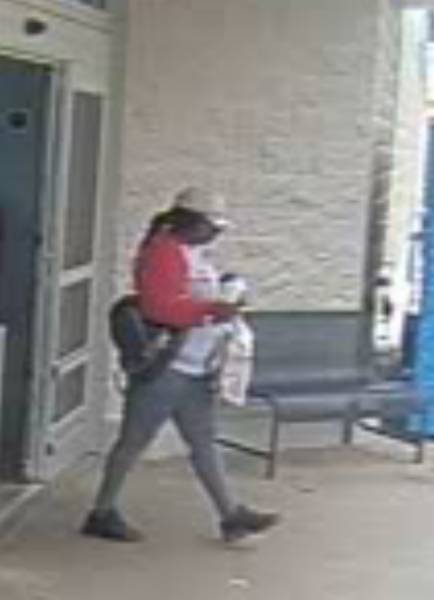 POLICE ASK FOR ASSISTANCE IN IDENTIFYING SUSPECTS