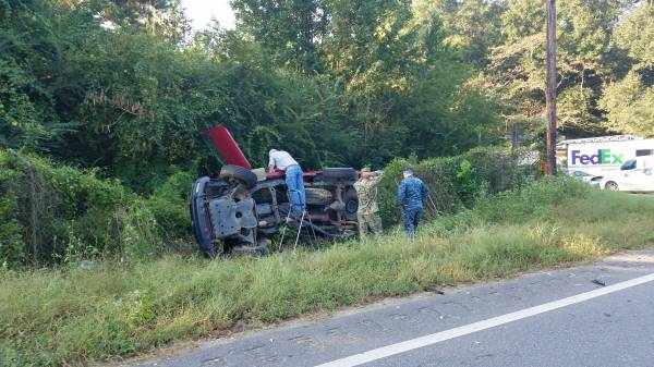 8:09 AM    Motor Vehicle Accident in the 5600 Block of Hwy