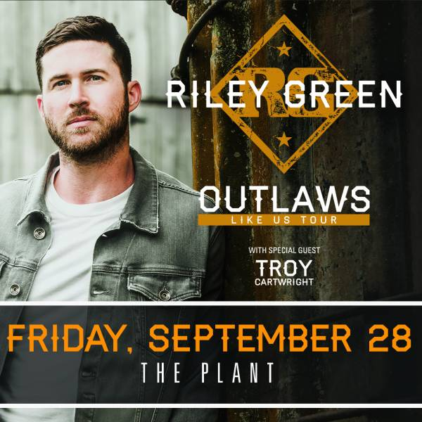 Riley Green  and The Outlaws - A HIT At The Plant In Dothan