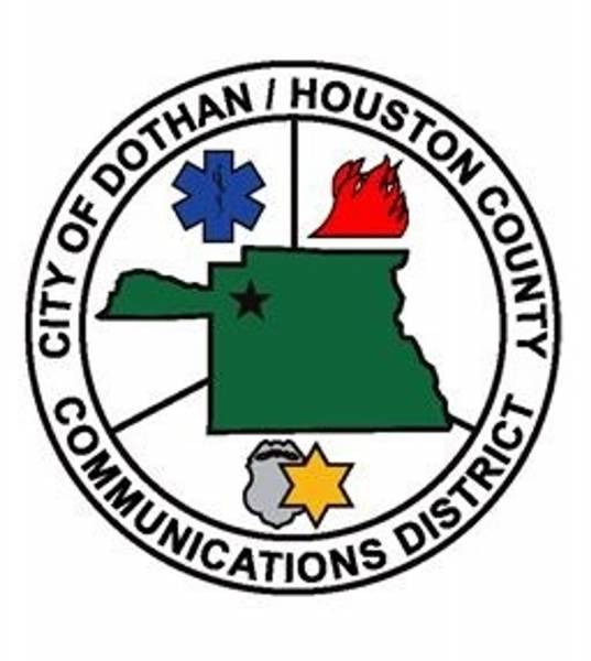City of Dothan - Houston County 911 Centers Were The Busiest In The State on Wednesday