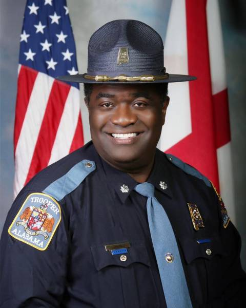 Congratulations To Colonel Charles Ward  For Two Years Service  Over Alabama State Troopers
