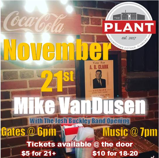 The Plant - THIS Wednesday!!