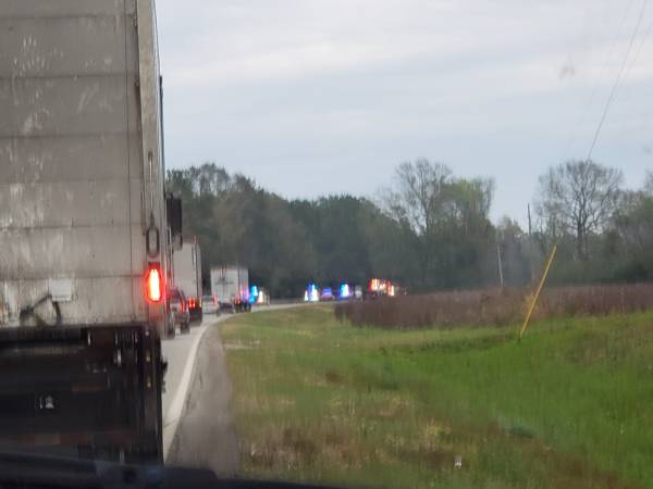 UPDATED at 3:00 PM....  Multi Vehicle Accident in Early County Georgia
