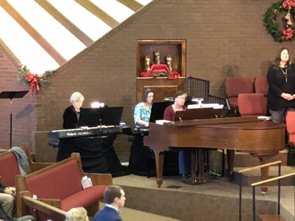 Always A Place To Serve - A Lot of Behind The Scene People Make Worship Experience Meaningful