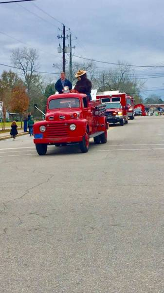 Slocomb Fire Rescue Reached A Goal