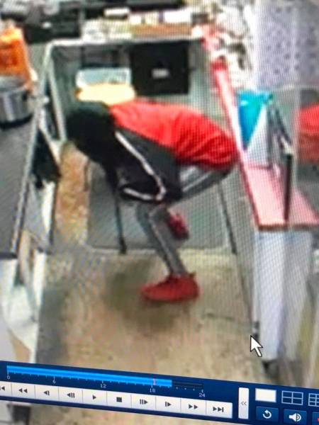 7:48 PM.  Liberty Gas Station In Henry County. Help Identify Please
