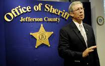 The Sheriff of Jefferson County - Who Has Gotten Beat - Has Let Jefferson County Be Slaughter County