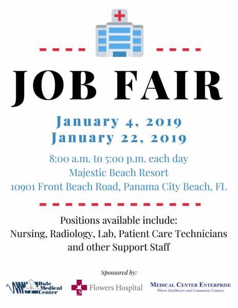 Hospital Job Fair