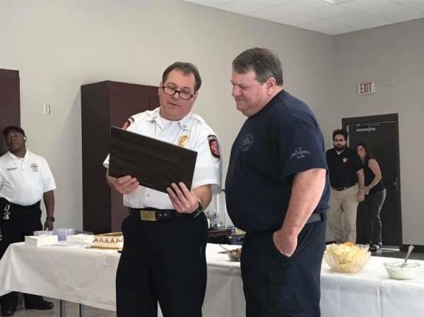 Two Long Term Dothan Firemen Retire