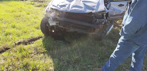 8:19 AM...Semi vs SUV on US 84 in Cowarts