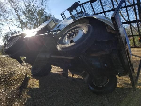 Man Fell from Bucket Truck