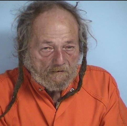MAN ARRESTED FOR INAPPROPRIATE CONDUCT